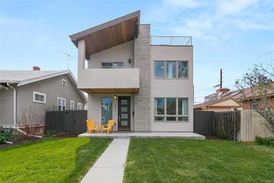 Denver CO Single Family Home Active: $758,000