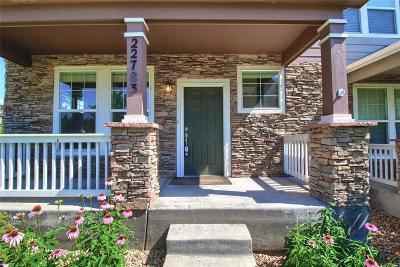 Aurora Condo/Townhouse Active: 22783 East Briarwood Place