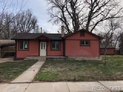 Milliken Single Family Home Active: 210 South Ethel Avenue