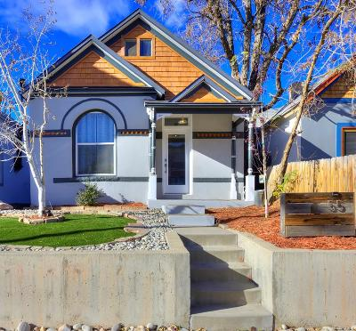 Baker, Baker/Santa Fe, Broadway Terrace, Byers, Santa Fe Arts District Single Family Home Active: 55 Galapago Street