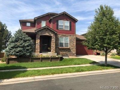 Single Family Home Active: 10811 Chambers Way