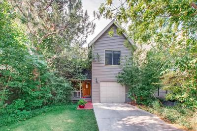Boulder Single Family Home Active: 1330 Riverside Avenue