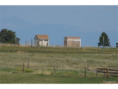 Parker CO Residential Lots & Land Active: $339,950