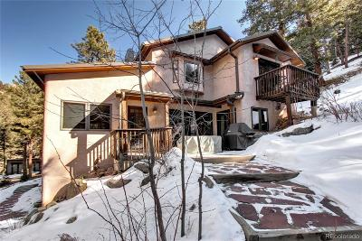Boulder Single Family Home Under Contract: 34718 Boulder Canyon Drive