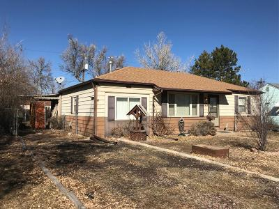 Aurora Single Family Home Active: 775 Moline Street