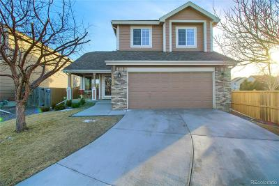 Aurora, Denver Single Family Home Under Contract: 23202 East Orchard Place