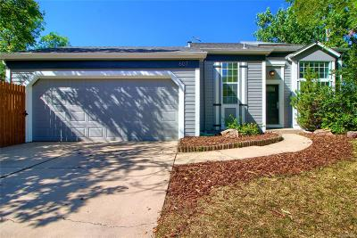 Lafayette Single Family Home Active: 607 West Lucerne Drive