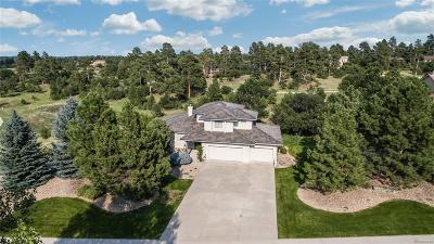 Parker Single Family Home Under Contract: 7715 Prairie Lake Trail