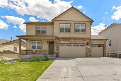 Crystal Valley, Crystal Valley Ranch Single Family Home Active: 5854 High Timber Circle