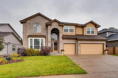 Highlands Ranch Single Family Home Under Contract: 9768 Sylvestor Road