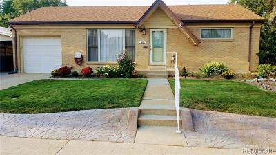 Northglenn Single Family Home Active: 10911 Larry Drive