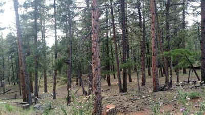 Larkspur CO Residential Lots & Land Active: $129,900