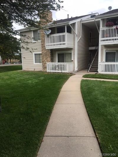 Aurora Condo/Townhouse Active: 14102 East Colorado Drive #203