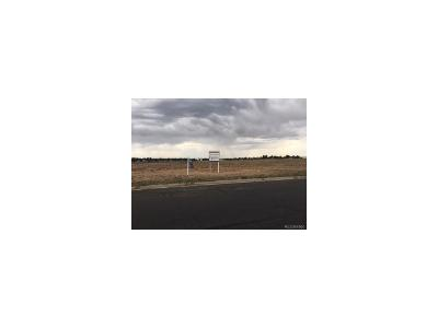 Arapahoe County Residential Lots & Land Active: 703 Salida Way
