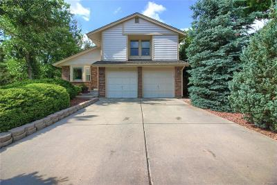 Arvada Single Family Home Active: 8885 West 81st Drive