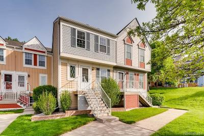 Littleton Condo/Townhouse Active: 9510 West Ontario Drive