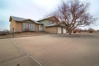 Henderson Single Family Home Under Contract: 12601 East 114th Avenue