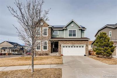 Aurora Single Family Home Active: 26026 East Frost Circle