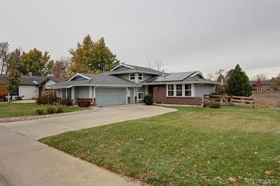 Centennial Single Family Home Active: 7703 South Elizabeth Way