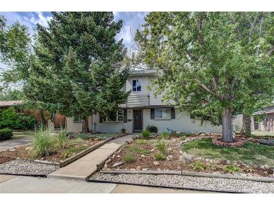 Boulder Single Family Home Active: 1345 Georgetown Road
