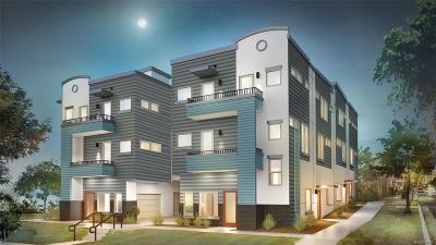 Denver Condo/Townhouse Active: 3940 West 13th Avenue