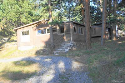 Conifer, Evergreen Condo/Townhouse Under Contract: 27710 Moffat Road