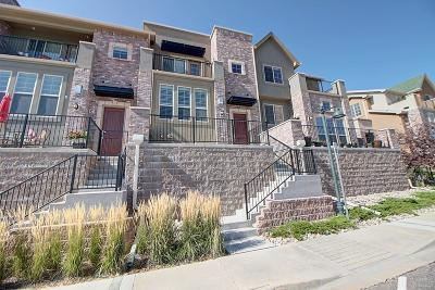 Highlands Ranch Condo/Townhouse Under Contract: 9365 Dorchester Street #D