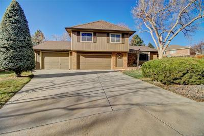 Longmont Single Family Home Active: 1094 Princeton Drive
