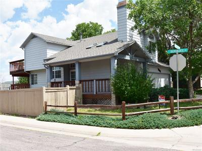 Castle Rock Single Family Home Under Contract: 3195 West Sugarbowl Court