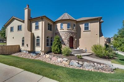 Highlands Ranch Single Family Home Active: 2876 Stonington Court