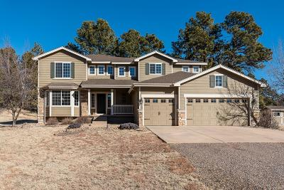Parker Single Family Home Under Contract: 10315 Meadow Run