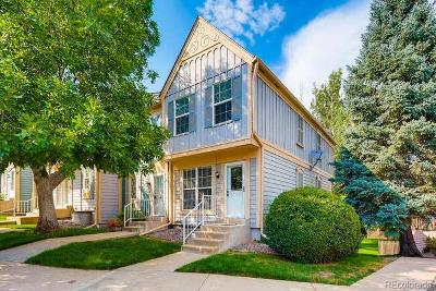 Lakewood Condo/Townhouse Under Contract: 10374 West Dartmouth Avenue