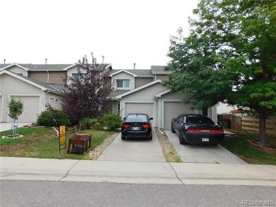Northglenn CO Condo/Townhouse Active: $268,000