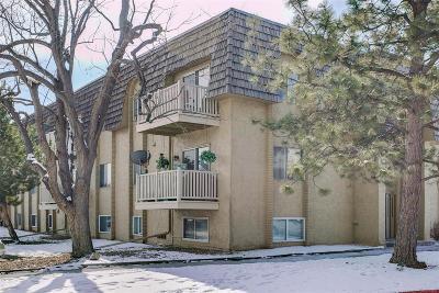 Denver Condo/Townhouse Active: 7395 East Quincy Avenue #105