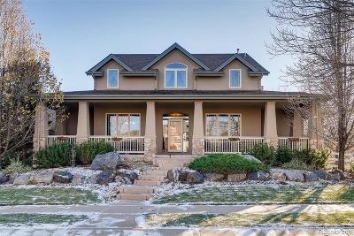 Broomfield Single Family Home Under Contract: 4342 Calloway Court