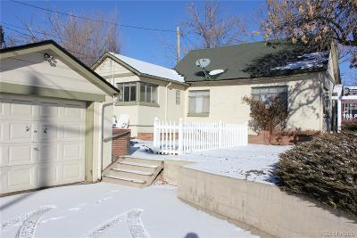 Single Family Home Sold: 3775 Irving Street