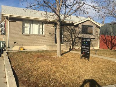 Northglenn Single Family Home Under Contract: 11235 Downing Drive