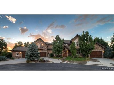 Longmont Single Family Home Active: 5791 Pelican Shores Court