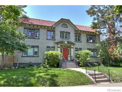 Denver Condo/Townhouse Active: 1315 Vine Street #202
