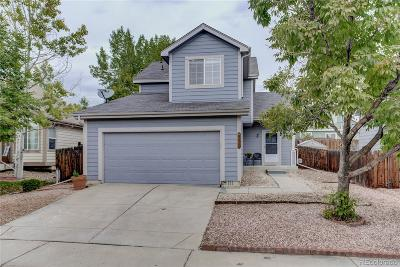 Broomfield Single Family Home Under Contract: 4111 Thorndyke Place