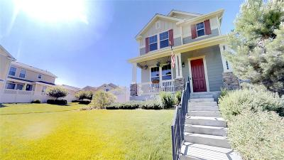 Parker Single Family Home Under Contract: 21440 East Stroll Avenue