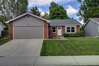 Cottonwood Single Family Home Active: 812 Queens Court