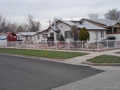Denver Single Family Home Active: 67 South Hooker Street