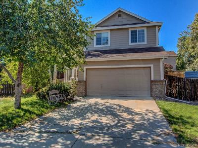 Broomfield Single Family Home Active: 4330 Thorndyke Place