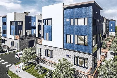 Condo/Townhouse Active: 4741 East Iliff Avenue