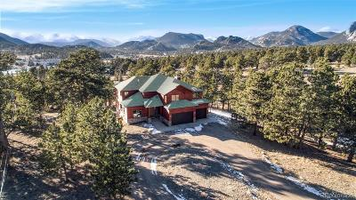 Estes Park Single Family Home Under Contract: 450 Lakefront Street