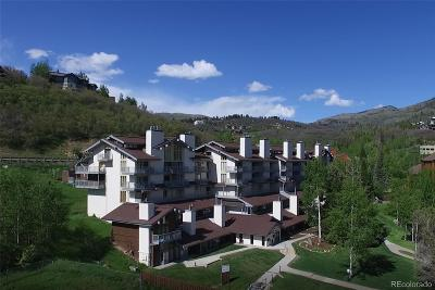 Steamboat Springs CO Condo/Townhouse Active: $265,000