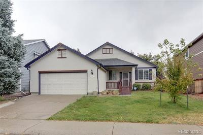 Highlands Ranch Single Family Home Active: 9976 Sylvestor Road
