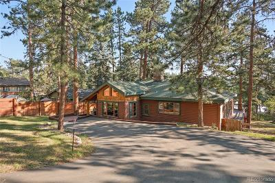 Jefferson County Single Family Home Active: 4782 South Cedar Road