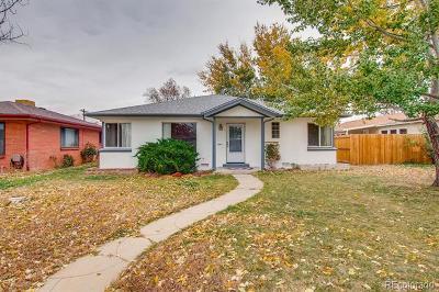 Aurora, Denver Single Family Home Active: 2008 Hanover Street